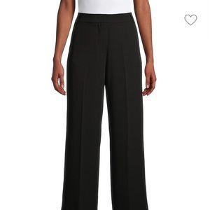 MaxMara High Waist Wool Black Crop Trousers - Host Pick